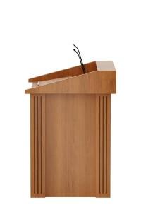 spreekgestoelte-katheder-conkreto-hout
