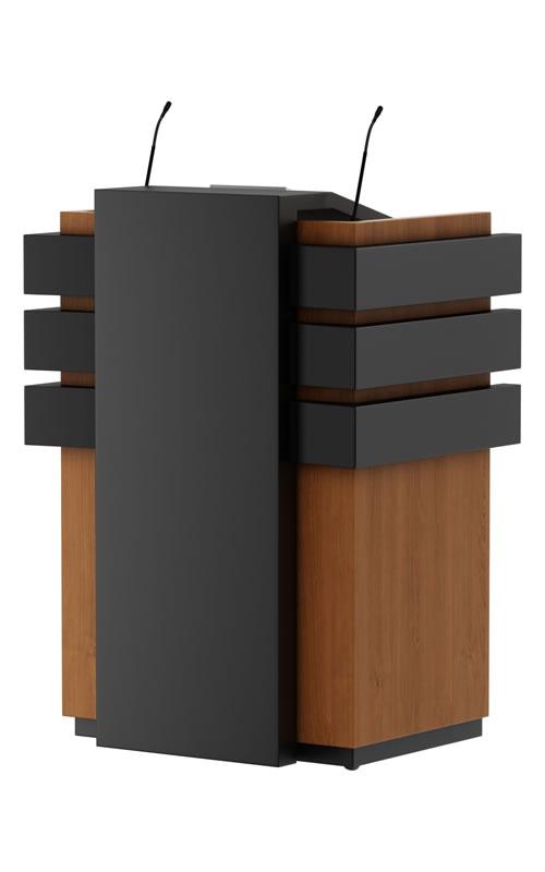 spreekgestoelte-katheder-lessenaar-grand-hout-zwart