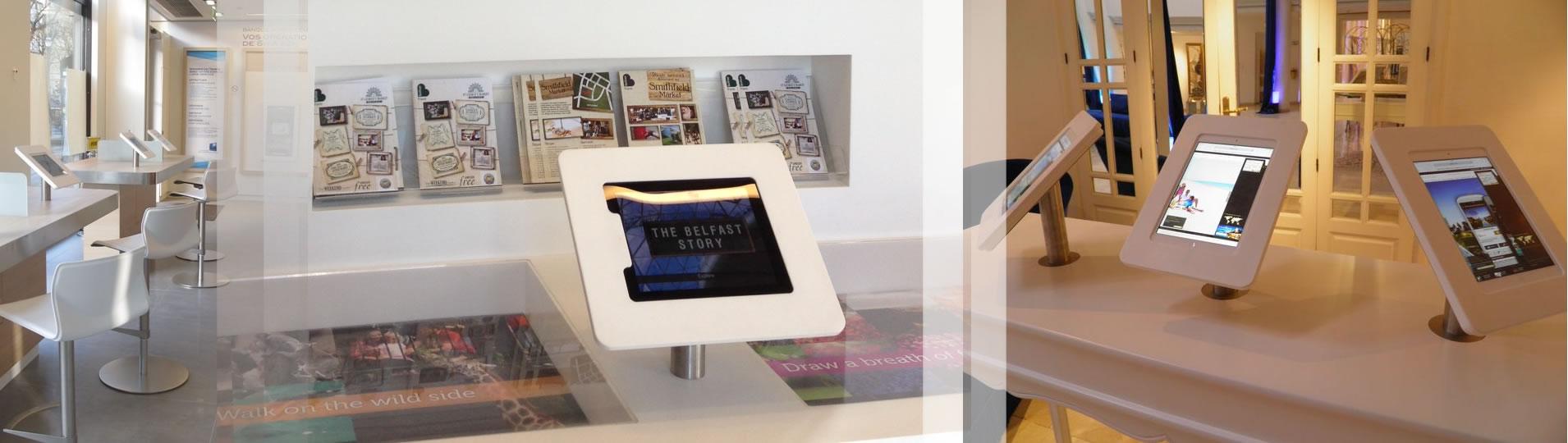 Spreekgestoelten tv standaards ipad standaards - Tv standaard huis ter wereld ...